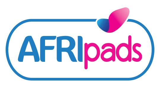 AFRIpads, logo