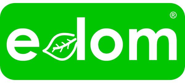 Edom Nutrition Solutions, logo