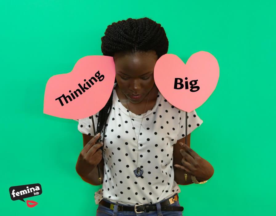 Femina Hip, youth, thinking big, communication for development, C4D