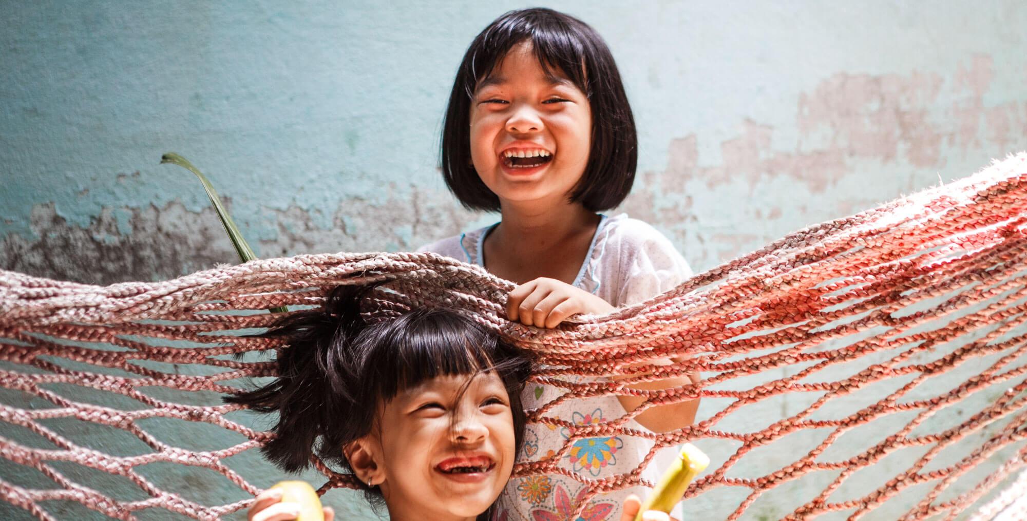 Rockefeller Foundation, Vietnam, flood risk, children